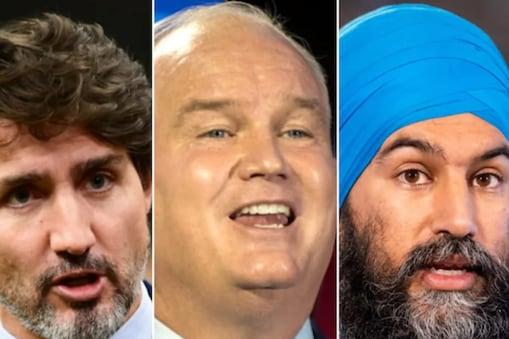 20 तारीख को कनाडा में चुनाव होने हैं. (FILE PHOTO)