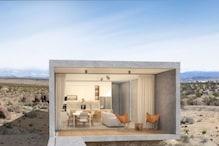 रेगिस्तान के बीच बना है आलीशान घर, मौजूद हैं ज़रूरत की सारी चीज़ें और शांति