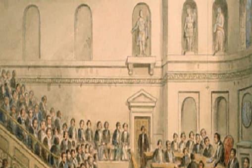 ब्रिटेन की ईस्ट इंडिया कंपनी की स्थापना