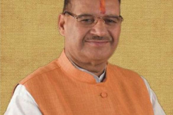 उत्तराखंड के कैबिनेट मंत्री गणेश जोशी. (File Photo : ANI)
