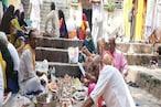 Pitri paksh Mela: कोरोना काल में पहली बार गया में हो रहा पिंडदान, देखें श्रद्धालुओं से पटे मेले की तस्वीर
