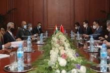 चीनी विदेशमंत्री से बोले जयशंकर, शांति के लिए लद्दाख से सैनिकों की वापसी जरूरी