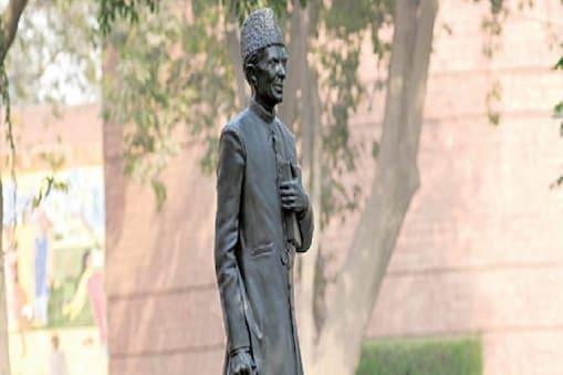 जिन्ना 1913 से लेकर 14 अगस्त 1947 को पाकिस्तान की स्थापना तक ऑल इंडिया मुस्लिम लीग के नेता रहे. (फाइल)