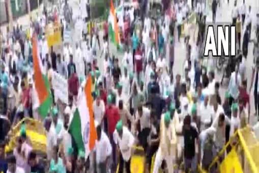 भारतीय किसान यूनियन के नेता प्रवीण मिलक ने उन्हें अपने घर जाने के लिए तक कह दिया.