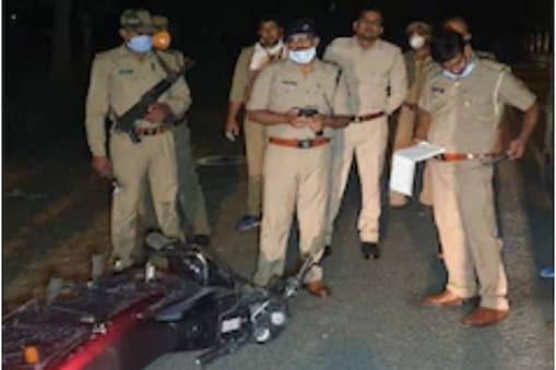 सवारी बनकर कैब लूटने वाले चार बदमाश पुलिस मुठभेड़ के बाद गिरफ्तार. (सांकेतिक फोटो)