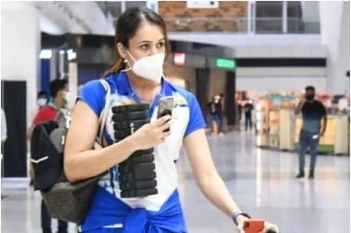 मनिका बत्रा ने ओलंपिक में कोच की मदद लेने से इनकार कर दिया था. (Manika Batra Instagram)