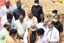 CM खट्टर बोले- प्रदेश के किसान कृषि कानूनों से खुश, विपक्ष खराब कर रहा माहौल