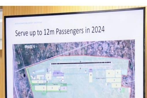 प्लान के तहत एयरपोर्ट टनल्स बनाई जाएंगी. आने वाले प्लेन इन्हीं टनल्स में पार्क किए जाएंगे.