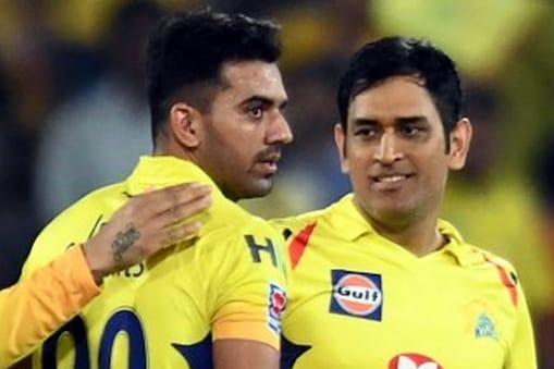 IPL 2021 Point Table: चेन्नई सुपर किंग्स टीम टॉप पर पहुंच गई है.  (AFP)