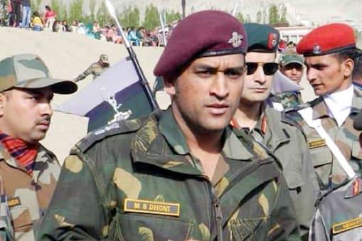 महेंद्र सिंह धोनी को रक्षा मंत्रालय की एक विशेष समिति में शामिल किया गया है. (Instagram)