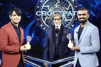 KBC -13 : अमिताभ बच्चन ने नीरज चोपड़ा और श्रीजेश के मेडल देख पूछा- 'एक बार छू सकता हूं..'