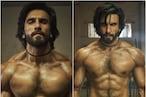 रणवीर सिंह को है सलमान खान की तरह बॉडी दिखाने का शौक, PHOTOS देख फैंस बोले- 'Beast'