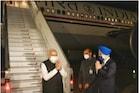 न्यूयॉर्क में 'वंदे मातरम्' और 'भारत माता की जय' के नारों से PM मोदी का स्वागत