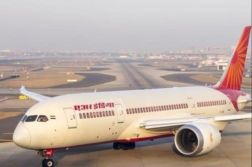 एयर इंडिया का विमान (FILE PHOTO)