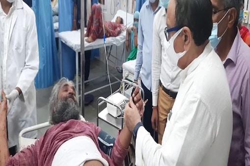 बीजेपी नेता ने भाई पर किया हमला