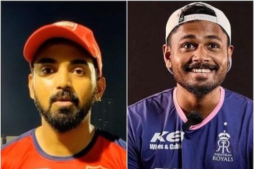 PBKS vs RR: आईपीएल 2021 के 32वें मैच में पंजाब किंग्स और राजस्थान रॉयल्स आमने-सामने हैं. (Sanju Samson Instagram)