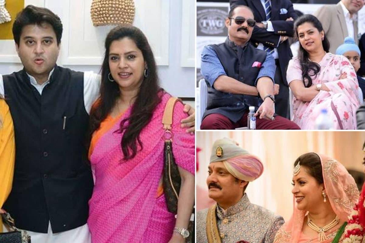 ज्योतिरादित्य सिंधिया की इकलौती बहन हैं चित्रांगदा सिंह. चित्रांगदा सिंह की शादी 11 दिसंबर, 1987 को जम्मू-कश्मीर और जमवाल घराने के युवराज विक्रमादित्य सिंह के साथ हुई थी.बता दें, केंद्रीय मंत्री ज्योतिरादित्य सिंधिया की पत्नी प्रियदर्शिनी सिंधिया भी बड़ौदा के गायकवाड़ मराठा राजघराने से हैं. दोनों की शादी 12 दिसंबर 1994 को हुई थी. सिंधिया के दो बच्चे हैं महाआर्यमन सिंधिया और अनन्या राजे सिंधिया.