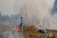 दिल्ली-NCR में फिर गहरा सकता है प्रदूषण, पंजाब में पराली बन सकती है वजह