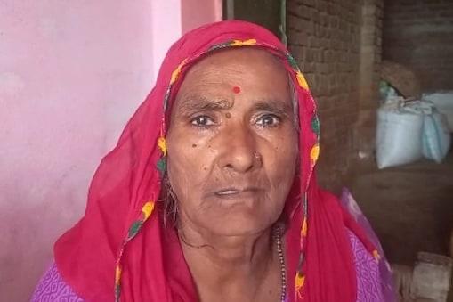 भगवती देवी जिन्हें मिनट भर में कोरोना के सेकेंड डोज का टीका दो बार लगा दिया गया.
