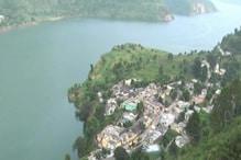 टिहरी झील का जलस्तर बढ़ने से तटवर्ती गांव में भूस्खलन: पलायन करने लगे ग्रामीण