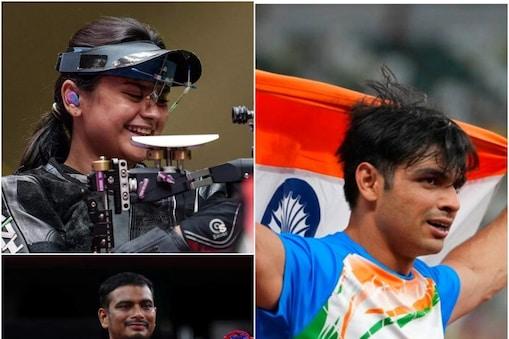Tokyo Olympics vs Paralympics: टोक्यो पैरालंपिक (Tokyo Paralympics) रविवार को खत्म हो गए. भारत ने पहली बार 19 पदक जीतकर इतिहास रचा. यह पिछले महीने खत्म हुए ओलंपिक  में मिले 7 पदक से बेहतर है. (SAI Media/AP)