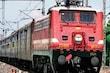 चक्रवाती तूफान गुलाब का असर रेल परिचालन पर भी पड़ा है.