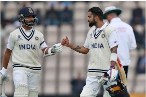 IND vs ENG: विराट कोहली ओवल टेस्ट की पहली पारी में 50 रन बनाए थे. (AFP)