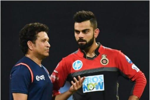 विराट कोहली से पहले सचिन तेंदुलकर ने भी खराब प्रदर्शन के कारण कप्तानी से इस्तीफा दिया था. (AFP)