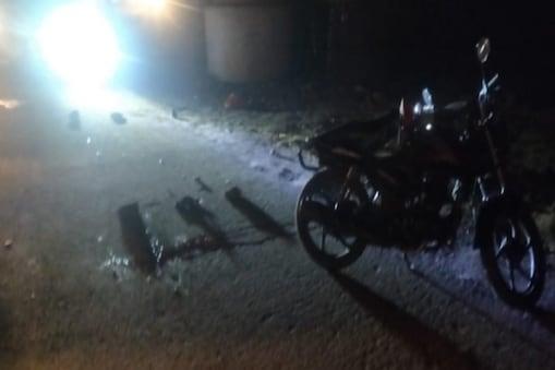 भोपाल में सुभाष नगर रेलवे ब्रिज के पास मेट्रो ट्रैक निर्माण के दौरान हादसा हुआ.