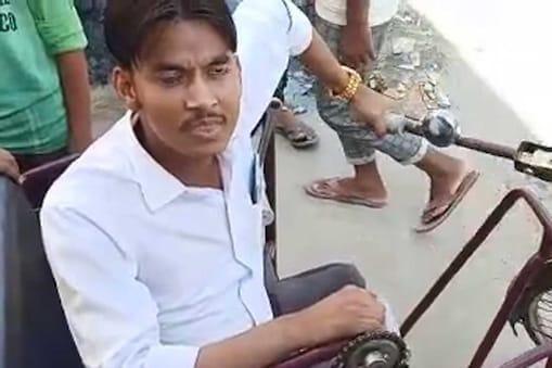 Aligarh: दिव्यांग ज़हीर ने की नाबालिग से शादी