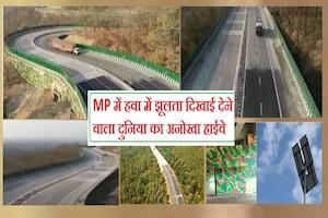 MP में बना देश का पहला साउंड प्रूफ हाईवे, ऊपर से गुजरते हैं वाहन, नीचे वन्यजीव