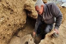 खुदाई के दौरान मिला हजारों साल पुराना शौचालय, टंकी से निकली ऐसी चीजें