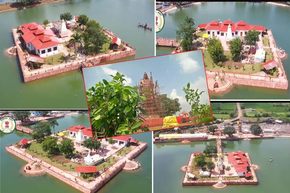 विवाह में भेंटस्वरूप राजा भानुमंत ने बेटी कौशल्या को दस हजार गांव दिए थे. इसमें उनका जन्म स्थान चंद्रपुरी भी शामिल था. चंदखुरी का ही प्राचीन नाम चंद्रपुरी था. जिस तरह अपनी जन्मभूमि से सभी को लगाव होता है ठीक उसी तरह माता कौशल्या को भी चंद्रपुर विशेष प्रिय था. राजा दशरथ से विवाह के बाद माता कौशल्या ने तेजस्वी और यशस्वी पुत्र राम को जन्म दिया. इसी मान्यता अनुसार सोमवंशी राजाओं द्वारा बनाई गई मूर्ती आज भी चंदखुरी के मंदिर में मौजूद है.राम वनगमन पथ छत्तीसगढ़ की अद्वितीय सांस्कृतिक धरोधर है. यह 2260 किमी लंबा है. 9 पड़ाव पौराणिक कथाओं की जीवंतता का केंद्र हैं. अभी इस प्रोजेक्ट के प्रथम चरण का लोकार्पण किया गया है.