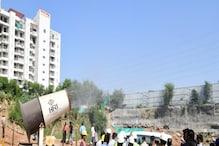 प्रदूषण फैलाने वाली कंस्ट्रक्शन साइट पर कसा शिंकजा,15 लाख का ठोका जुर्माना