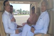 Inside story: तस्वीर में गहलोत और पायलट एक साथ, सोशल मीडिया में सामने आयी दूरी