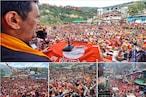 जुब्बल-कोटखाई उपचुनाव: BJP-कांग्रेस की नींद उड़ी, चेतन बरगटा की रैली में उमड़ा जनसैलाब