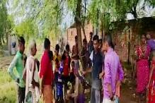 बच्चा चोरी के आरोप में ग्रामीणों ने की युवक की पिटाई, रात भर पेड़ से बांधा