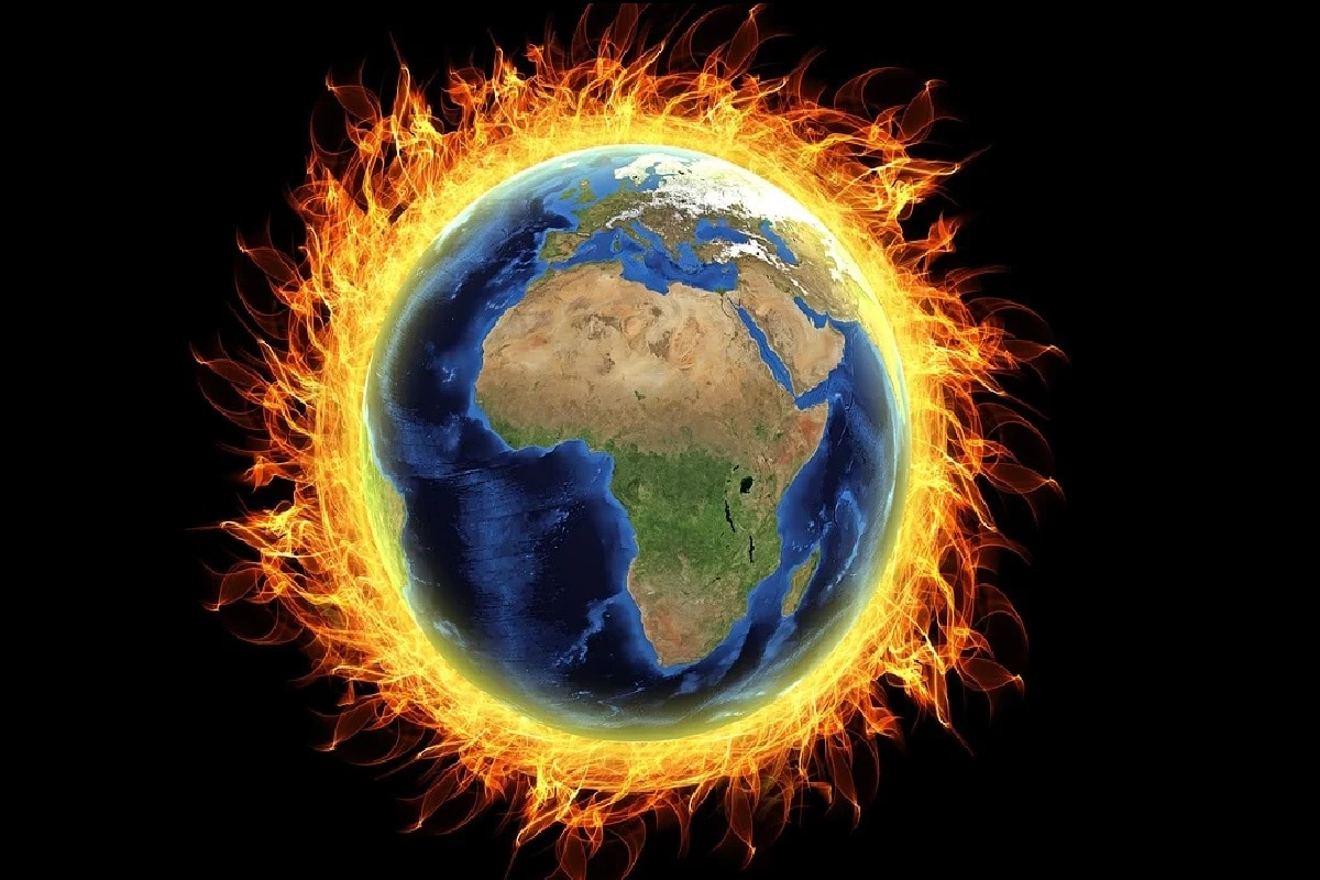 Earth, Environment, Climate Change, Global warming, Greenhouse gases, Earth after 500 years, living processes of earth, Geological changes on Earth,