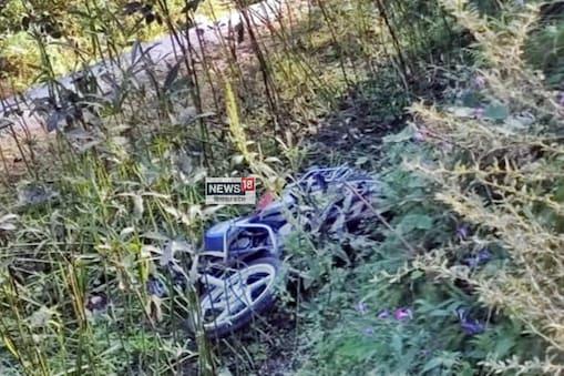 कुल्लू के बंजार में सड़क हादसे में दो युवकों की मौत.