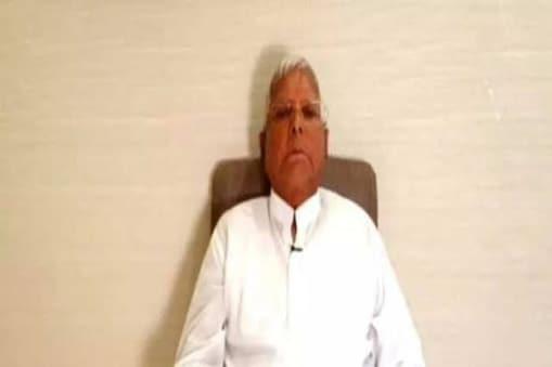 लालू प्रसाद यादव फिलहाल बिहार नहीं लौटेंगे.(फाइल फोटो)