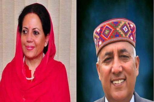 हिमाचल प्रदेश की मंडी संसदीय सीट पर कहने को मुकाबला राज परिवार और एक फौजी के बीच में हो रहा है.