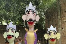 इस बार गांधी मैदान में नहीं जलेगा रावण का पुतला, यहां होगा रावण वध कार्यक्रम..