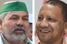लखीमपुर मामले के त्वरित समाधान पर राकेश टिकैत ने की CM योगी की तारीफ