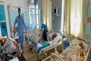 अफगानिस्तान में जरूरी चीज़ों की किल्लत, दवाइयों से लदे ट्रकों को नो एंट्री