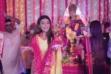 Bhojpuri Song: अक्षरा सिंह का नवरात्रि गीत 'मां मेरी आ जाएगी' रिलीज