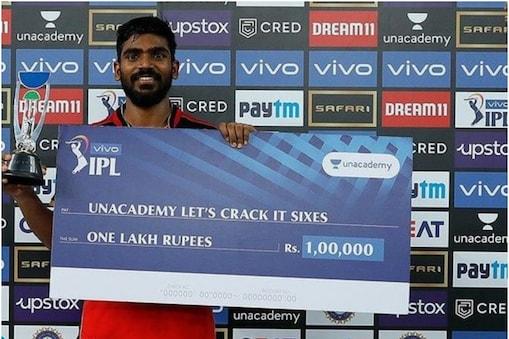 RCB vs DC: केएस भरत ने दिल्ली कैपिटल्स के खिलाफ 52 गेंद में 78 रन बनाए और आखिरी गेंद पर सिक्स जड़ टीम को आरसीबी को जीत दिलाई. (RCB Instagram)