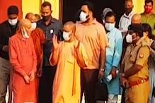 PM मोदी के दौरे से पहले बुद्धकालीन पुरातत्व अवशेषों का हाल देख नाराज CM योगी