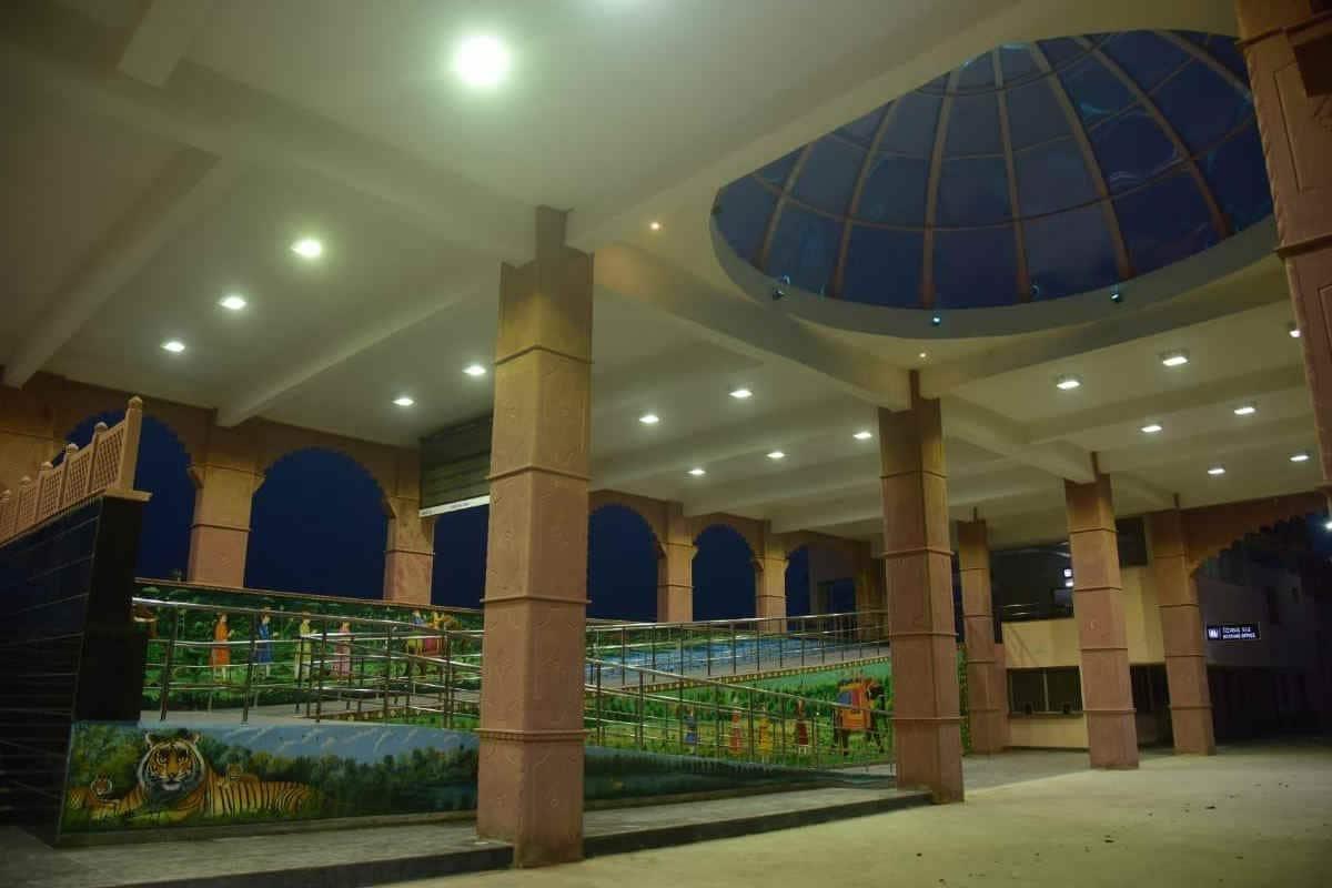 रेल मंत्री अश्विनी वैष्णव ने ट्वीटर पर लिखा कि कोटा का नया विकसित सैटेलाइट कोचिंग स्टेशन. #ट्रांसफॉर्मिंगइंडिया'.