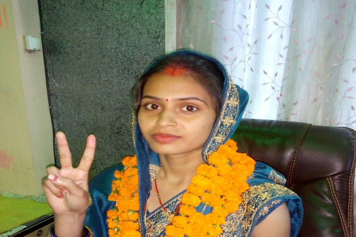 PHOTO: 21 की उम्र में मुखिया बनी पटना की बेटी, ग्रेजुएशन की परीक्षा देते-देते जीत लिया चुनाव