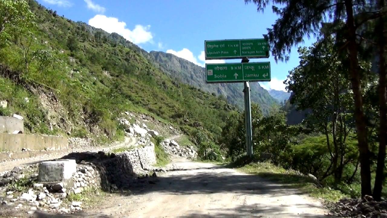uttarakhand news,uttarakhand china border, india china border, border road,uttarakhand roads, उत्तराखंड न्यूज़, उत्तराखंड चीन सीमा, भारत चीन सीमा